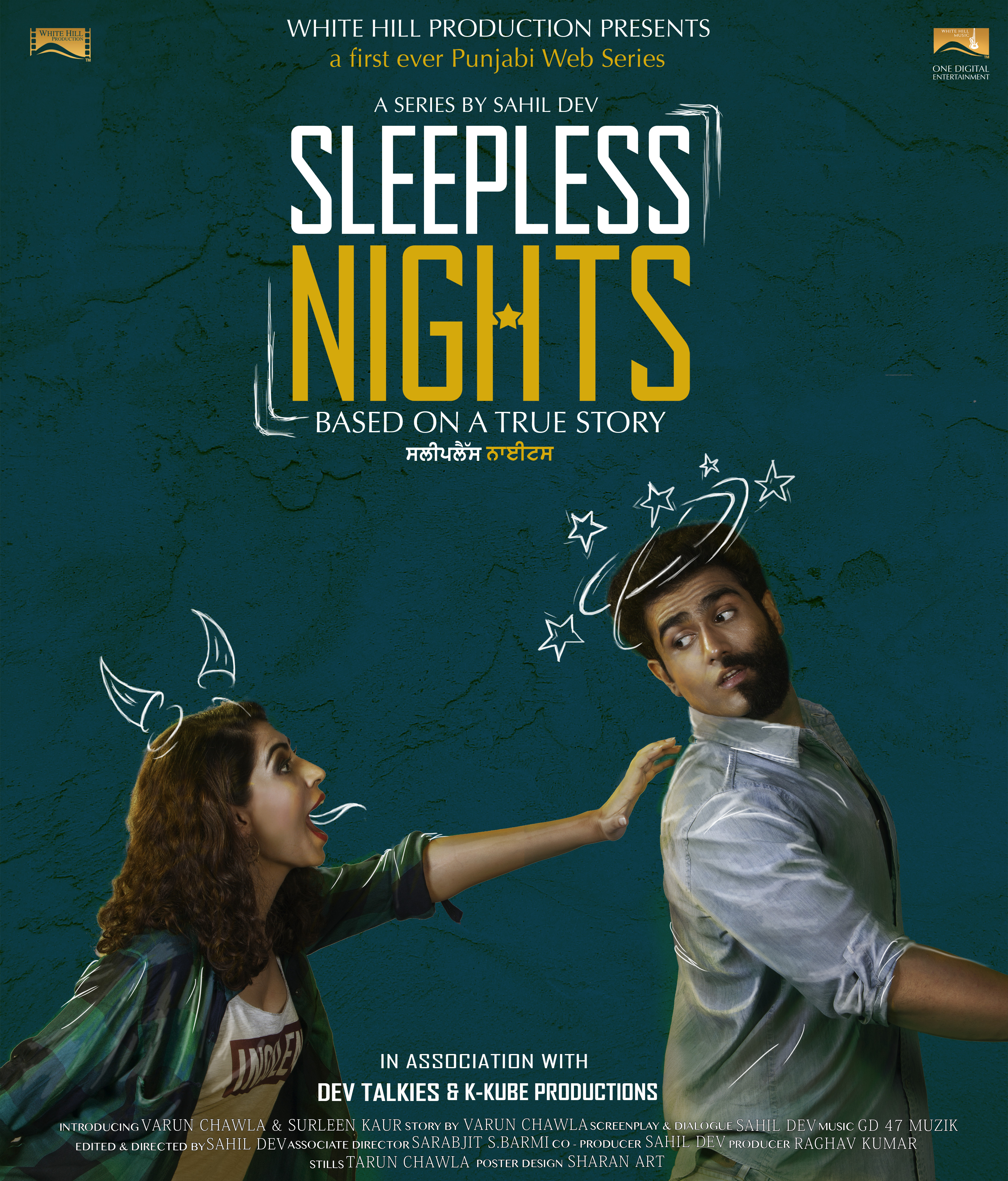Sleepless Nights (TV Series 2016–2017) - IMDb