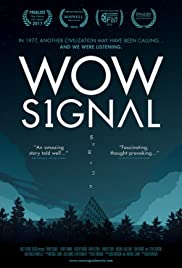 Wow Signal Poster