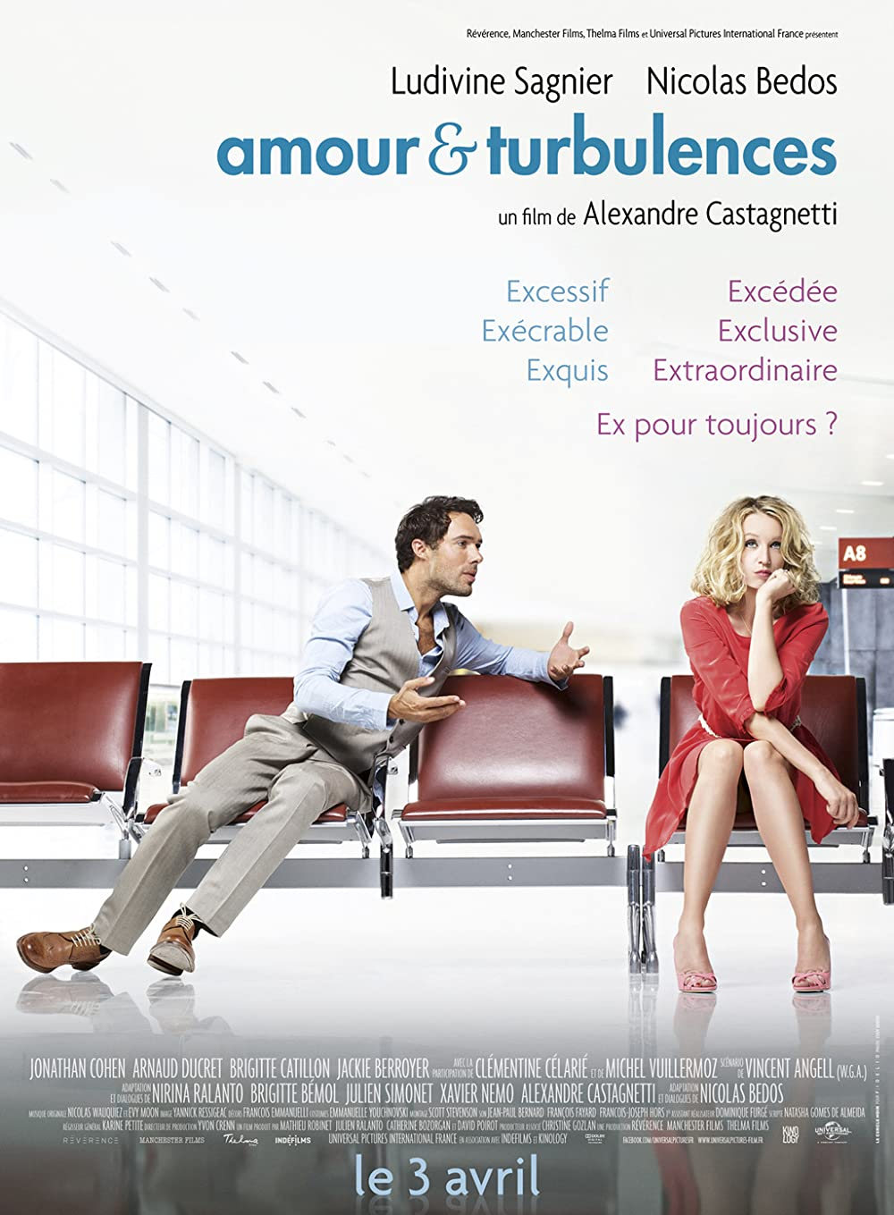 The love imdb air 2013 in is Love &
