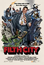 Filth City Poster