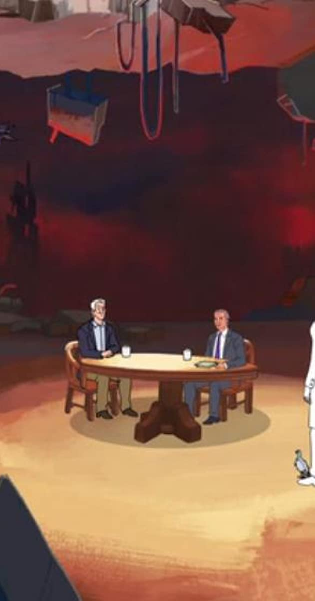 mike tyson mysteries last night on charlie rose tv episode 2015