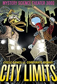 City Limits Poster