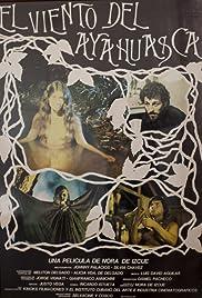 El viento del ayahuasca Poster