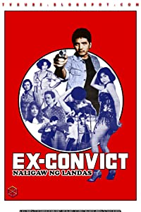 Search for mobile movie downloads Ex-Convict by [h264]