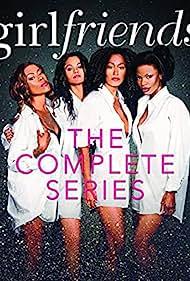 Golden Brooks, Jill Marie Jones, Tracee Ellis Ross, and Persia White in Girlfriends (2000)