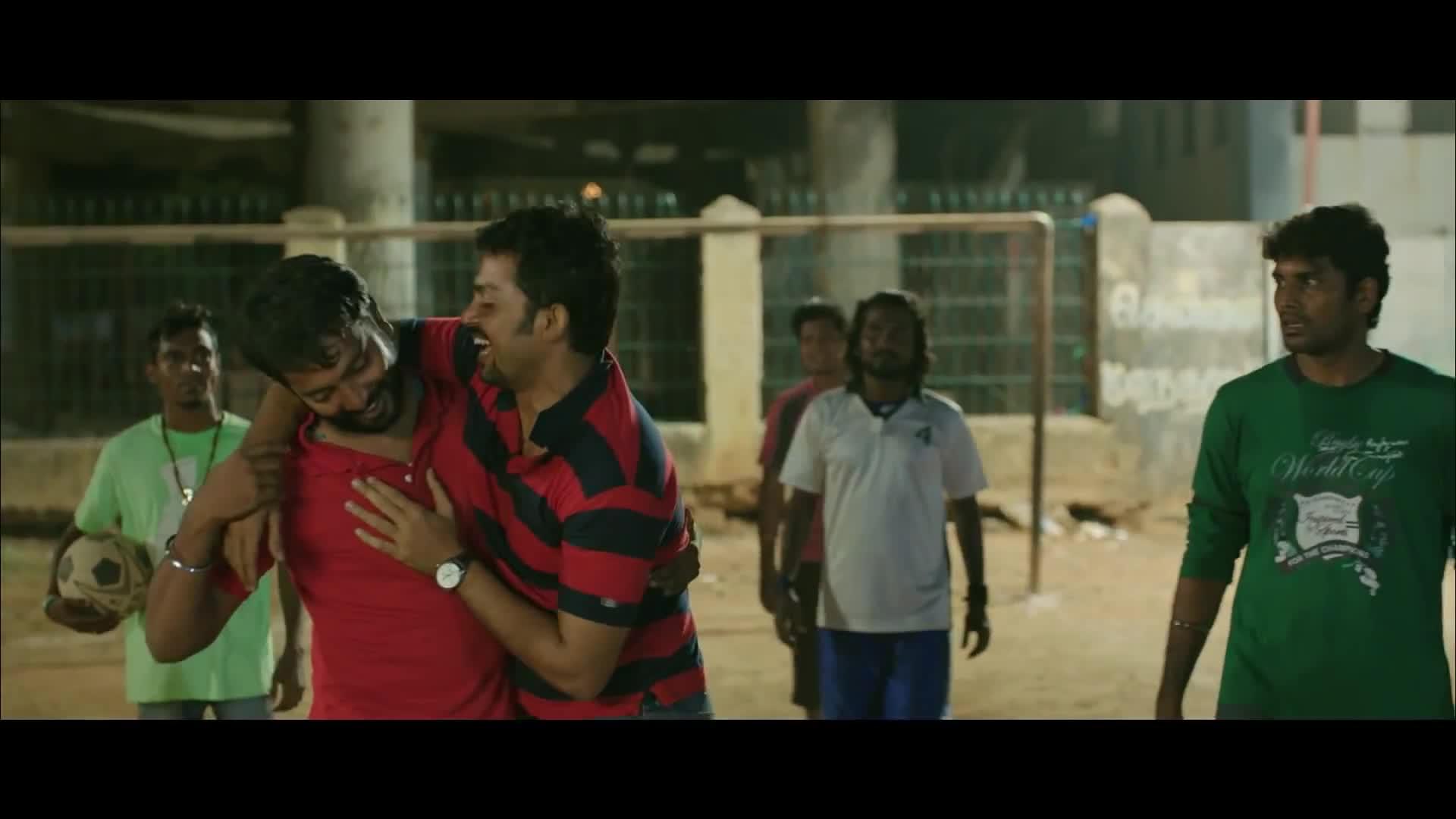 Madras Trailer