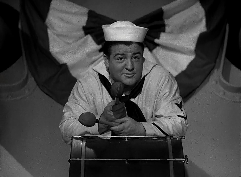 Lou Costello in In the Navy (1941)