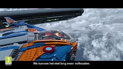 Lego: Marvel Super Heroes 2: Kang Trailer (Dutch Subtitled)