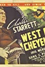 West of Cheyenne (1938) Poster