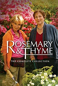 Pam Ferris and Felicity Kendal in Rosemary & Thyme (2003)