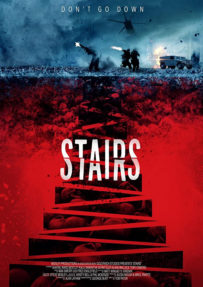 Stairs (2019) Dual Audio Hindi 300MB WebRip 480p [Full Movie]