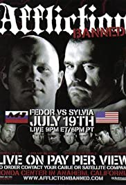 Affliction: Banned Poster