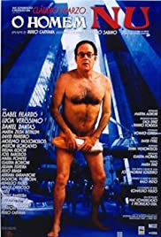 The Naked Man Poster