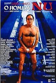 O Homem Nu Poster