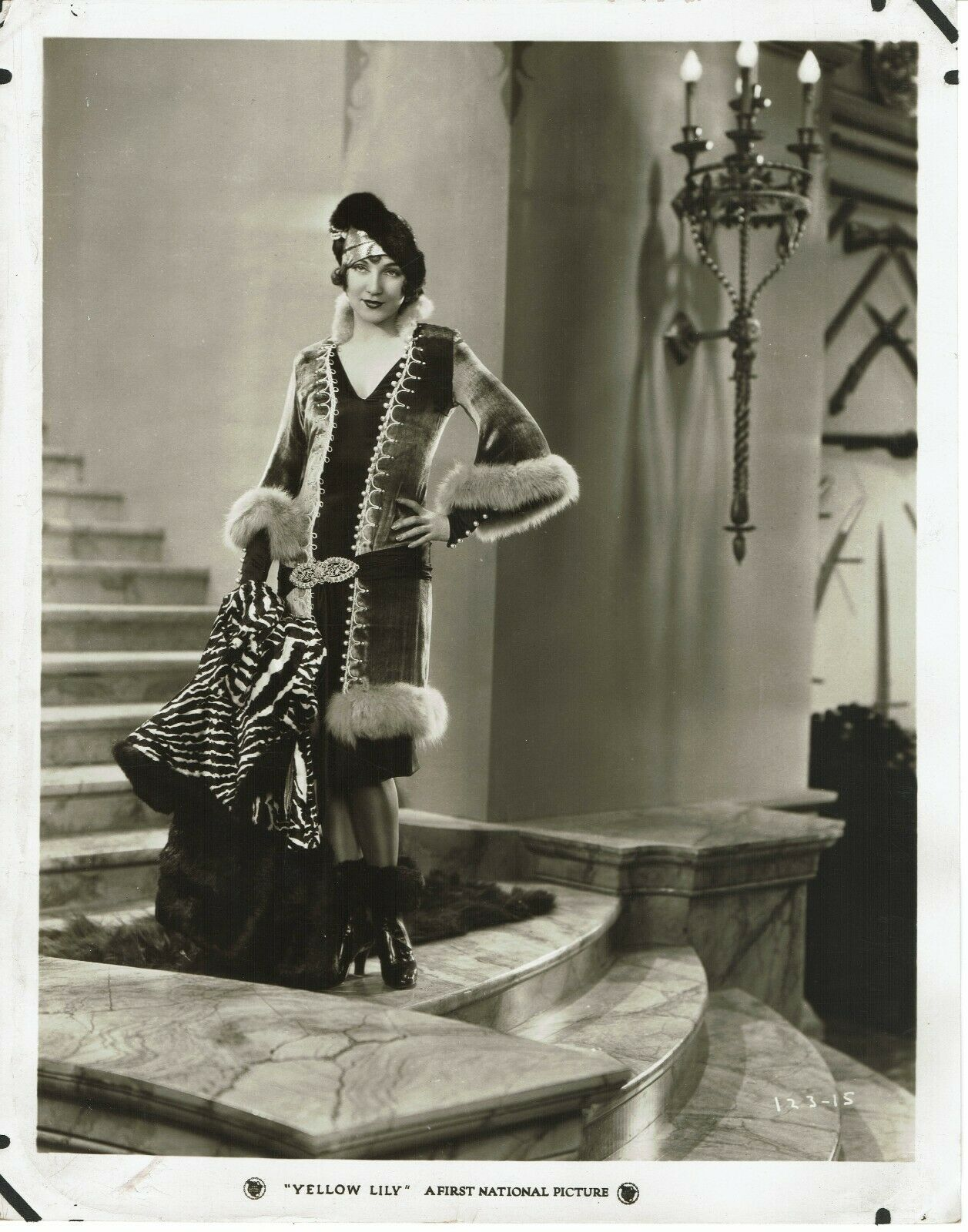 Jane Winton in Yellow Lily (1928)