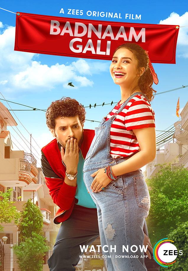 Badnaam Gali (2019) Full Movie In Hindi Bluray 480p | 720p