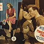 Judy Garland, Gene Kelly, Kathryn Grayson, and José Iturbi in Thousands Cheer (1943)