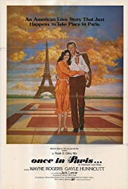 Once in Paris... Poster