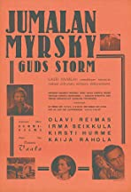 Jumalan myrsky