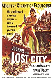 Journey to the Lost City (1960) Poster - Movie Forum, Cast, Reviews