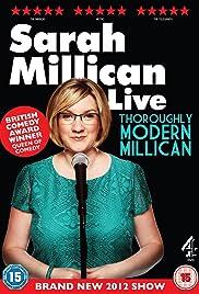 Sarah Millican: Thoroughly Modern Millican Poster
