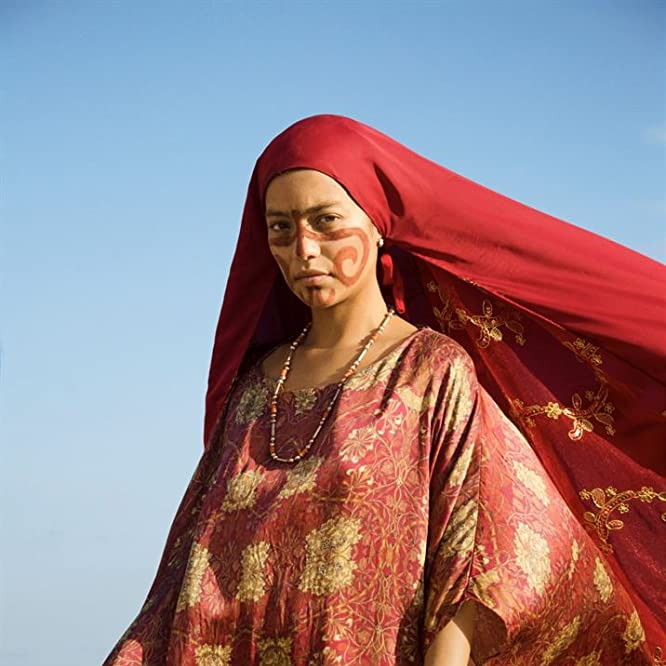 Natalia Reyes in Birds of Passage (2018)
