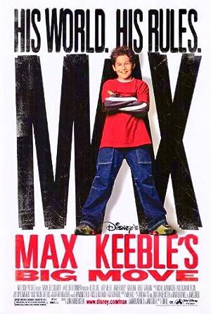 Max Keeble's Big Move Poster Image