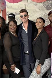 Robin Thicke Poster