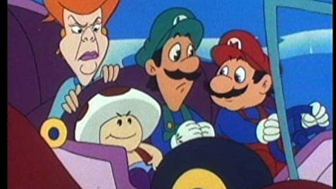The Super Mario Bros  Super Show! (TV Series 1989) - IMDb