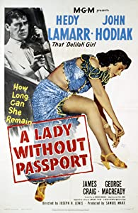 I download del film A Lady Without Passport  [480x320] [720x400] [hd720p] by Joseph H. Lewis (1950)