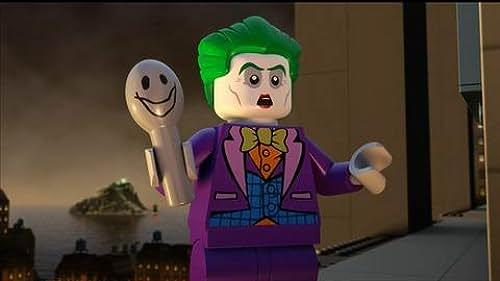 Trailer for LEGO DC Comics Justice League Gotham City Breakout