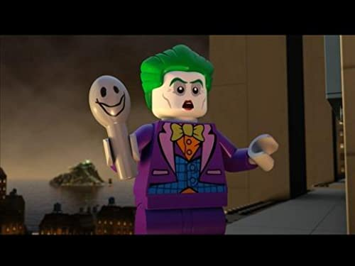 LEGO DC Comics Justice League Gotham City Breakout