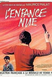 L'Enfance Nue Poster