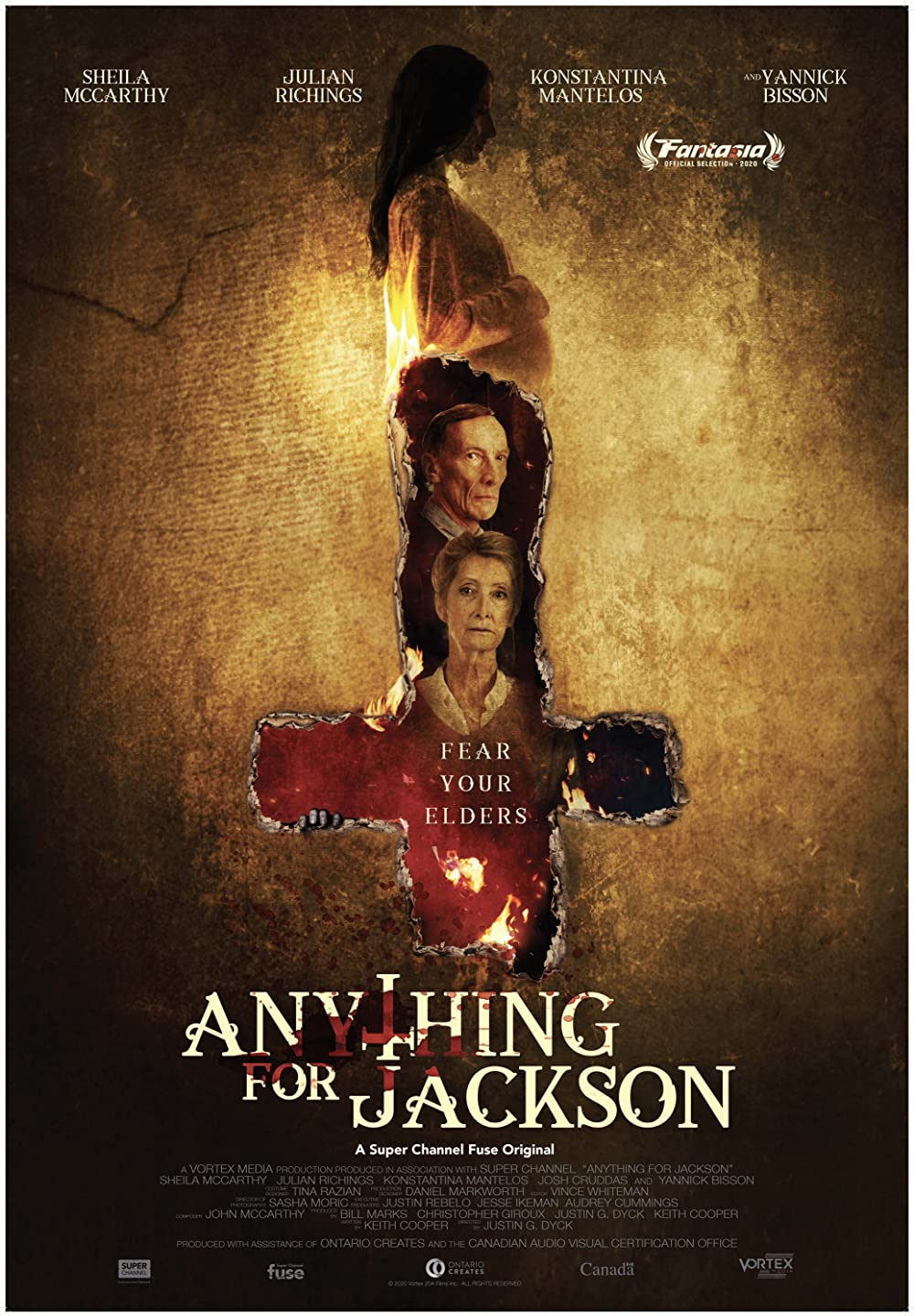 Anything for Jackson 2020 English 720p HDRip 800MB | 300MB Download