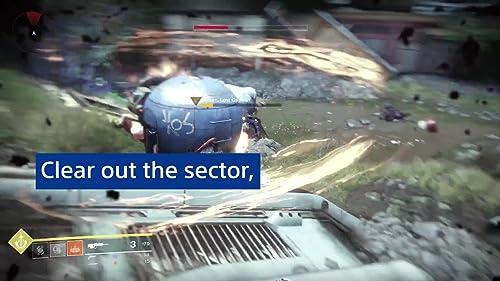 Destiny 2: Discover Lost Sectors