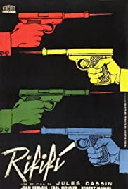 Rififi Poster