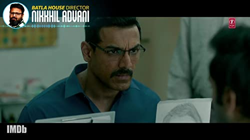 'Batla House' Trailer with Director Nikkhil Advani's Commentary