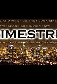 Crime Strike Poster