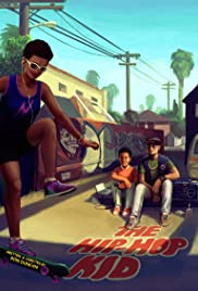 The Hip-Hop Kid Poster