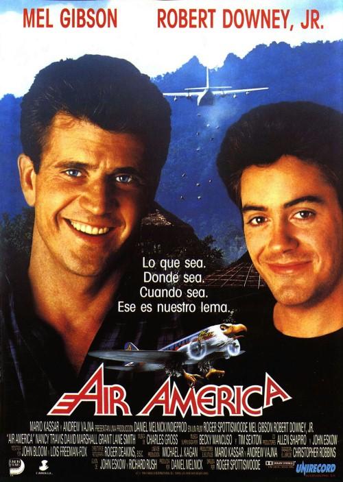 Risultati immagini per AIR AMERICA ( 1990 ) POSTER