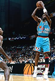 1996 NBA All-Star Game Poster