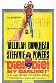 Die! Die! My Darling! (1965) Poster - Movie Forum, Cast, Reviews
