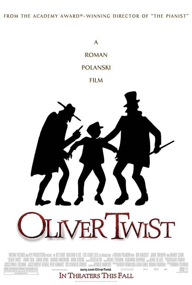 Oliver Twist (2005) BrRip Direct Download