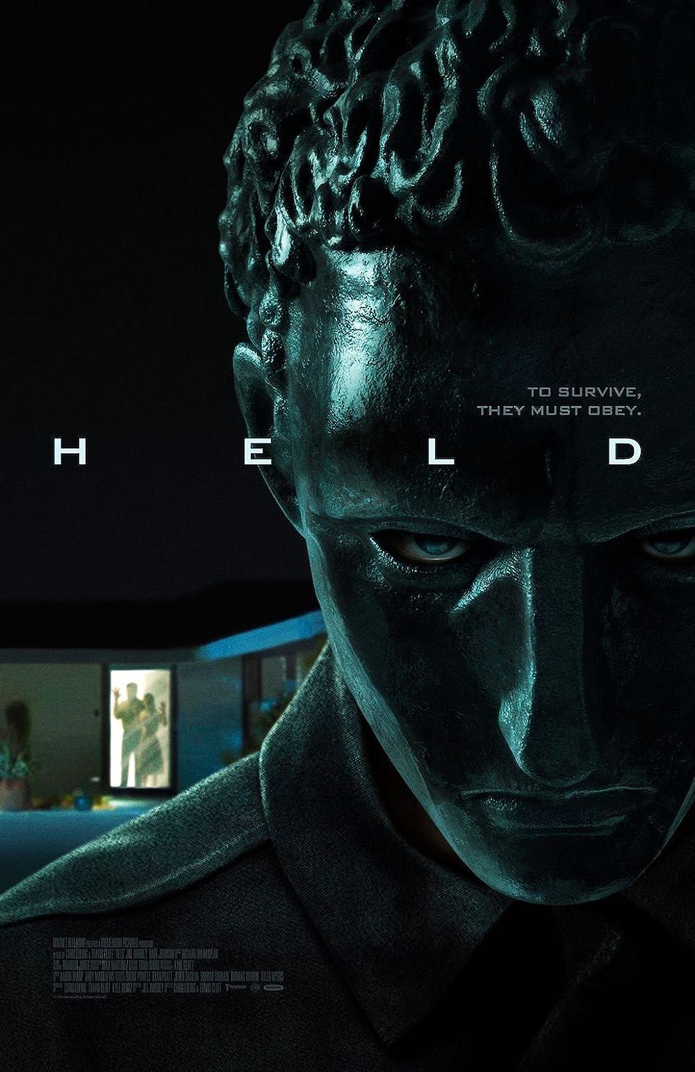 Held 2021 English 720p HDRip 800MB | 300MB Download