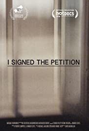 I Signed the Petition