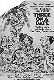 Three on a Date Poster