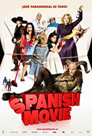 Spanish Movie Poster