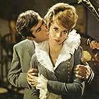 Jane Fonda and Jean-Claude Brialy in La ronde (1964)