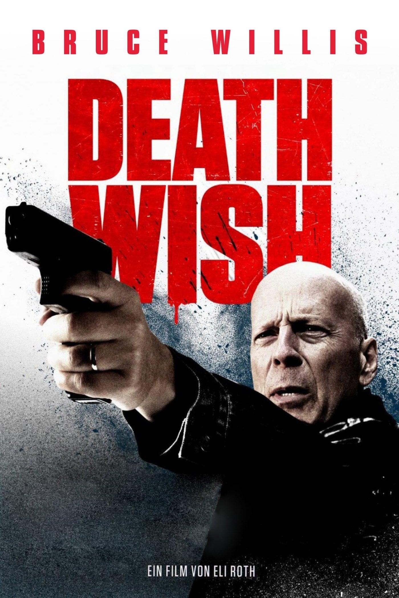Poster film Death Wish.
