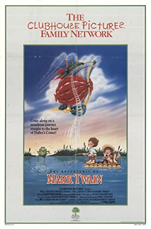 The Adventures of Mark Twain Poster Image